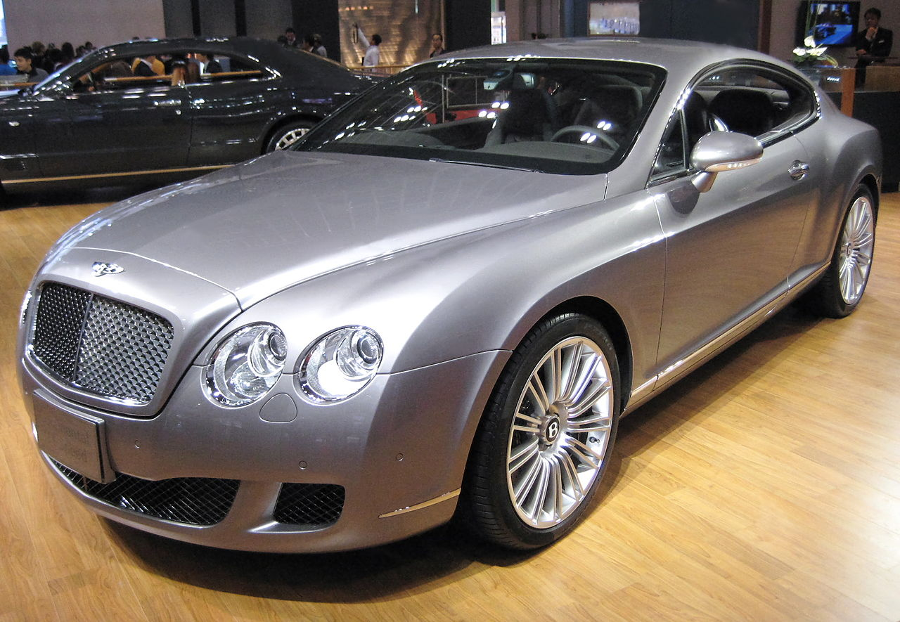 Bentley Continental Gt Speed #11