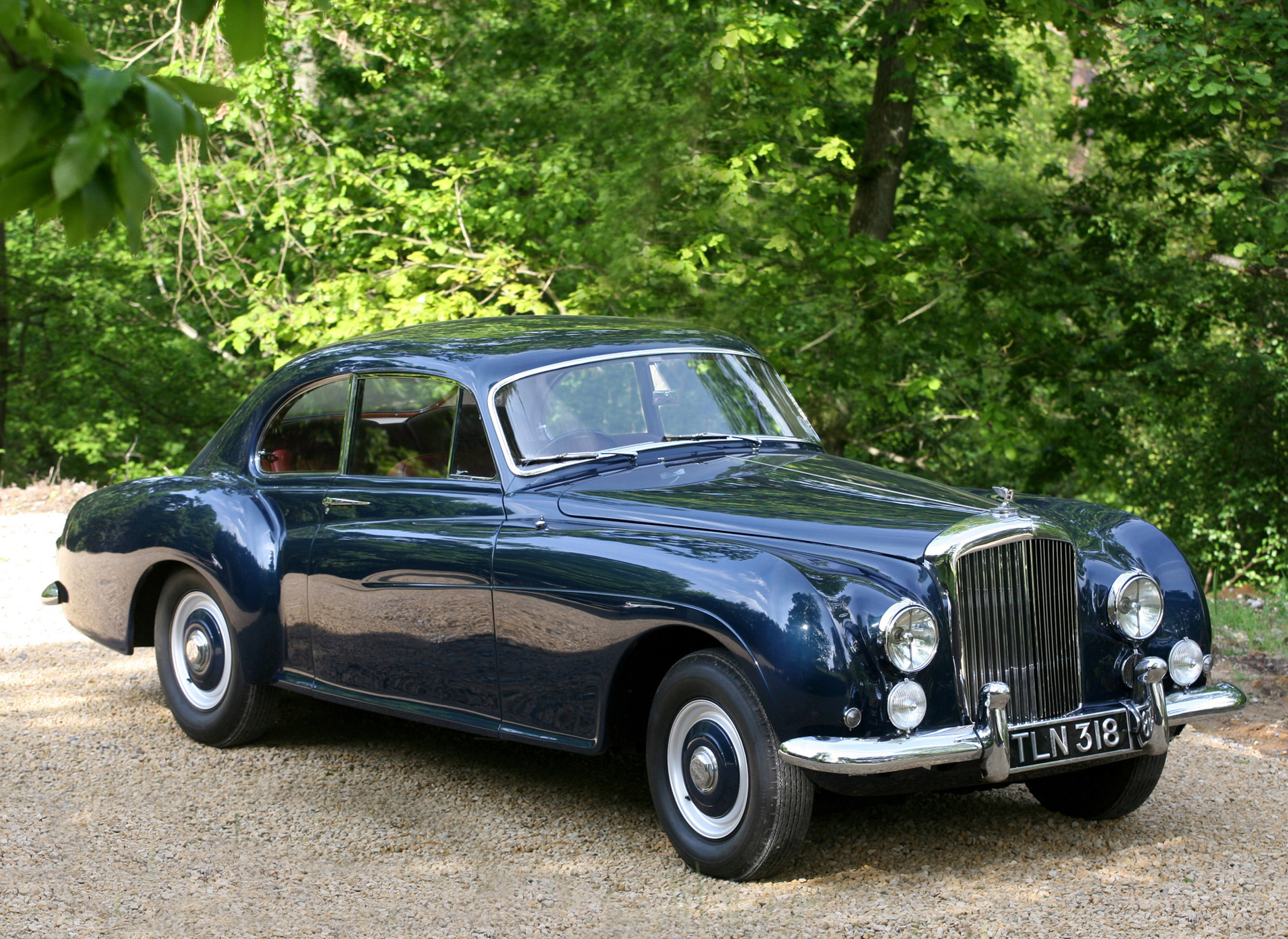 1952 Bentley R Type Continental #17