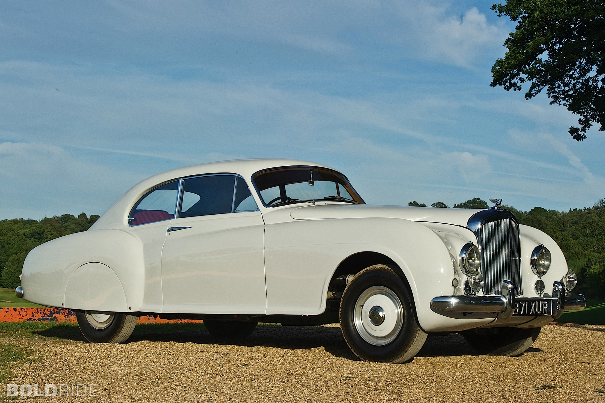 1952 Bentley R Type Continental Photos, Informations