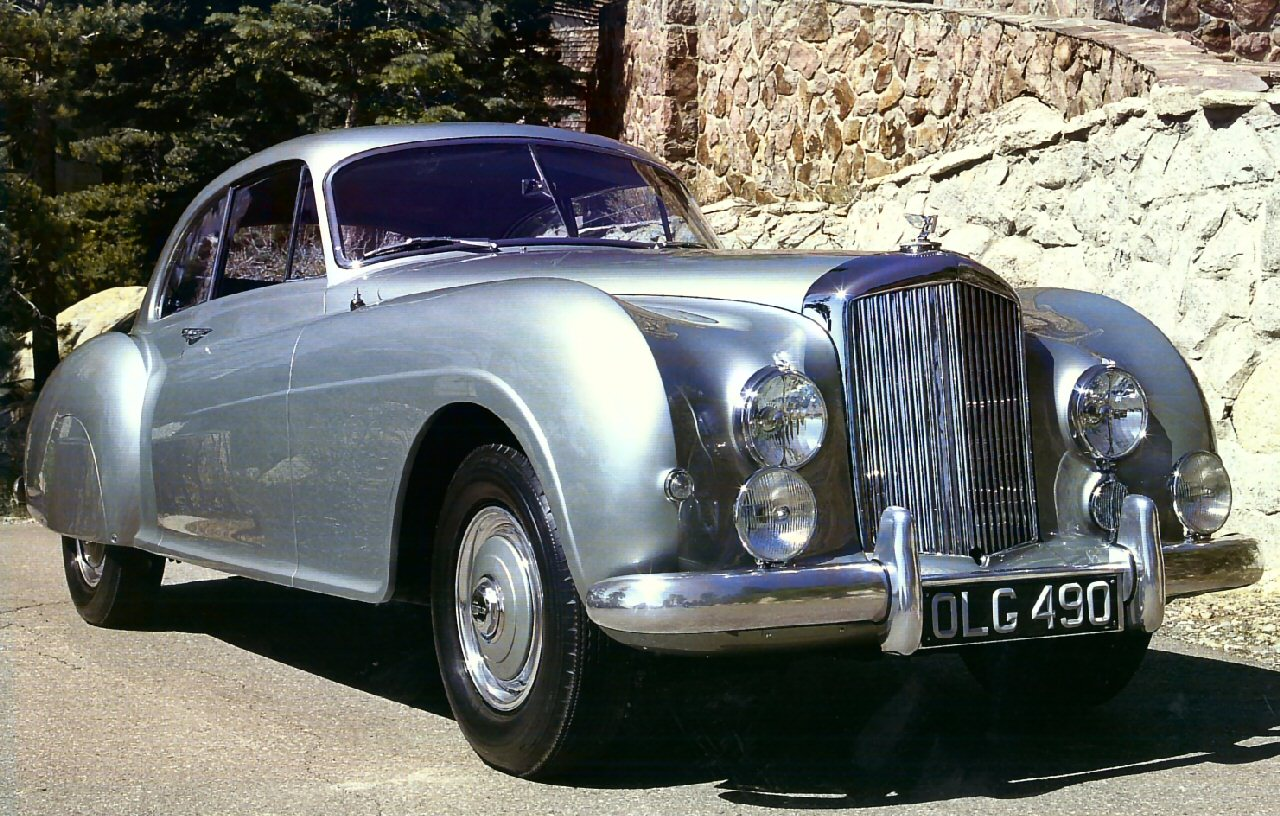 1952 Bentley R Type Continental #22