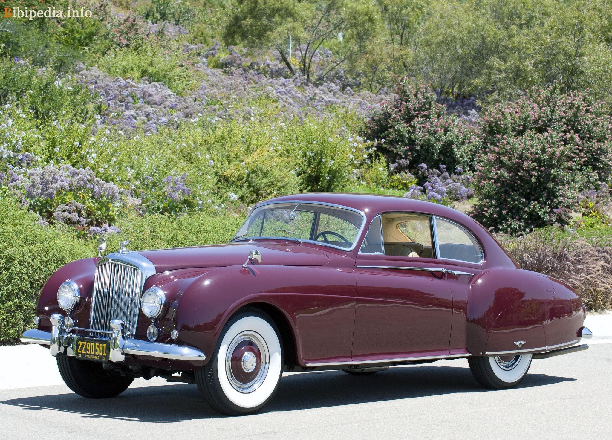 1952 Bentley R Type Continental #21