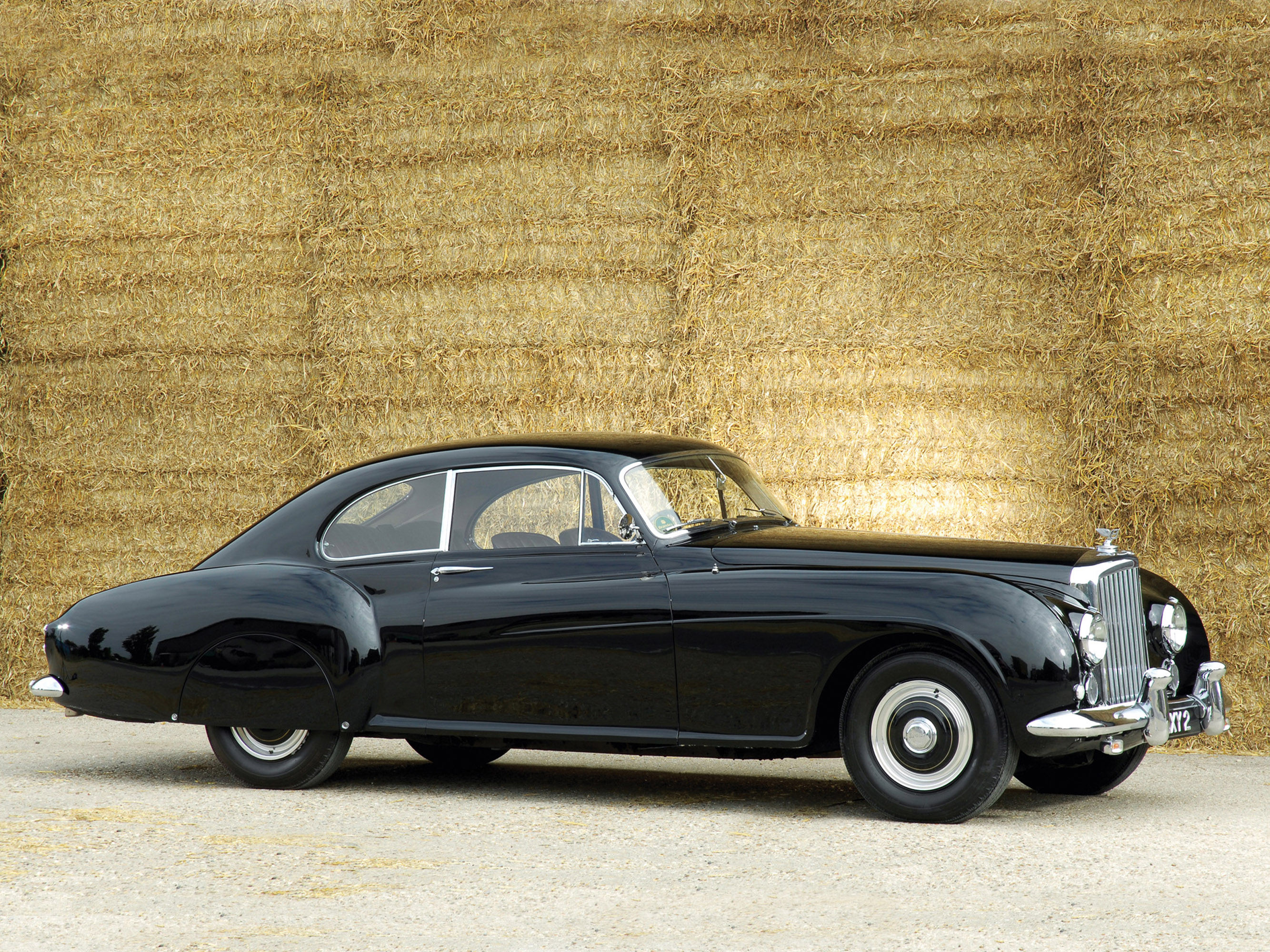 1952 Bentley R Type Continental #20