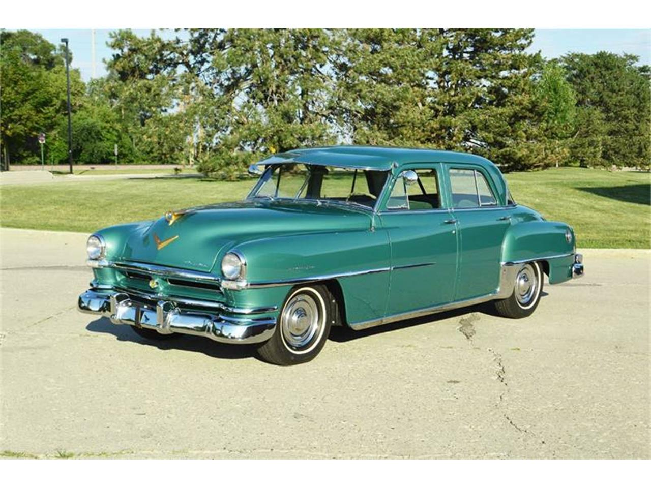 1952 Chrysler Windsor #18