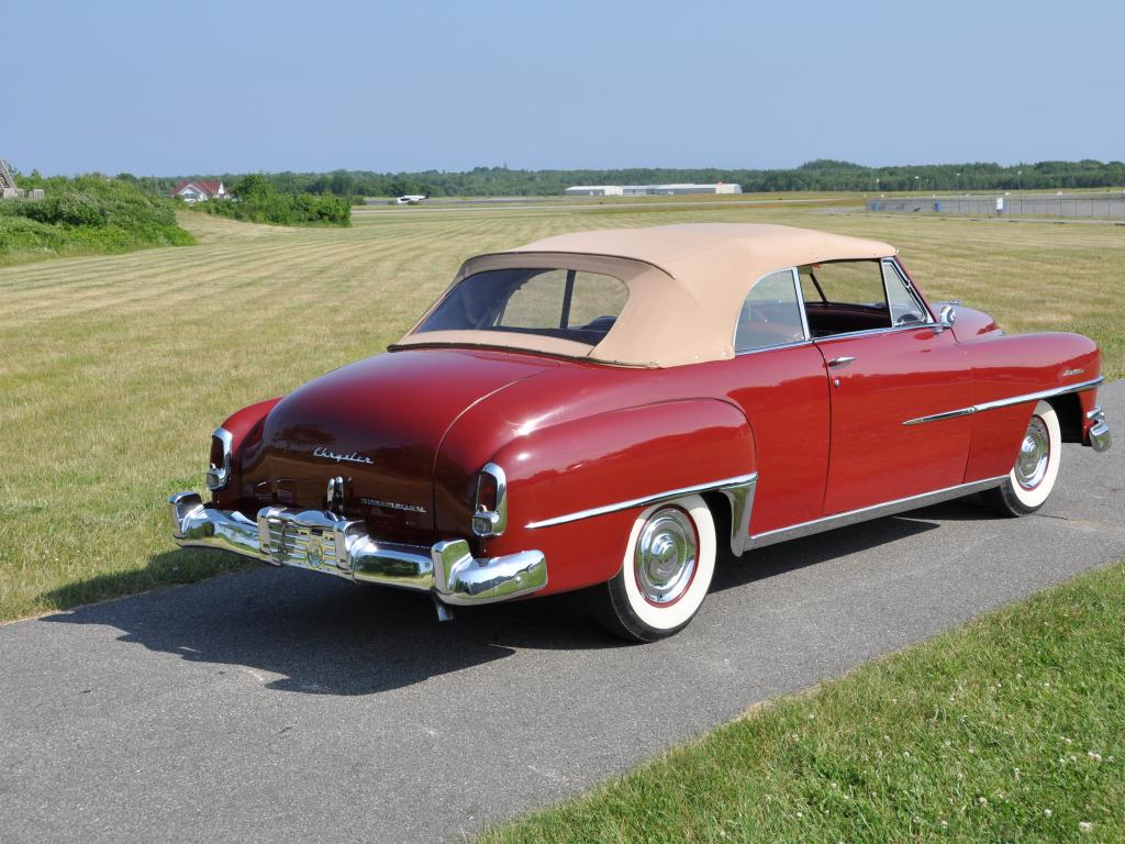 1952 Chrysler Windsor #17