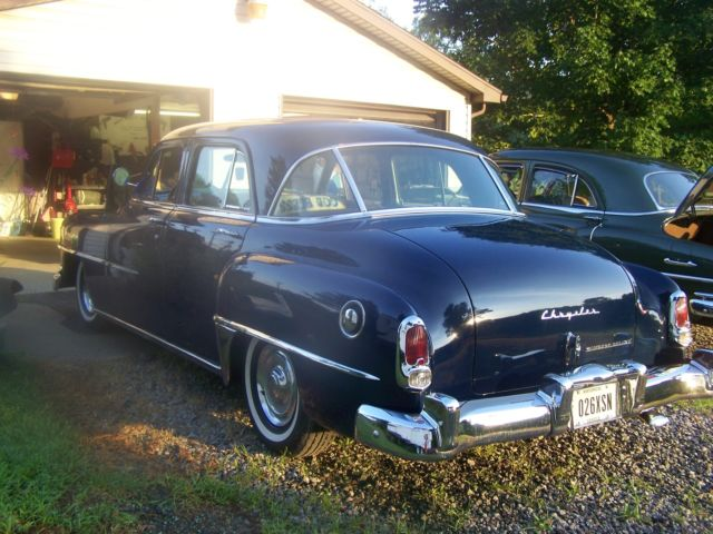 1952 Chrysler Windsor #16