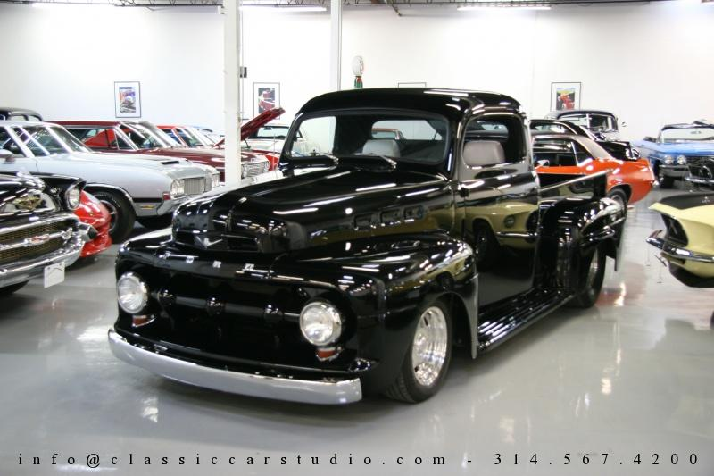 1952 Ford F #20