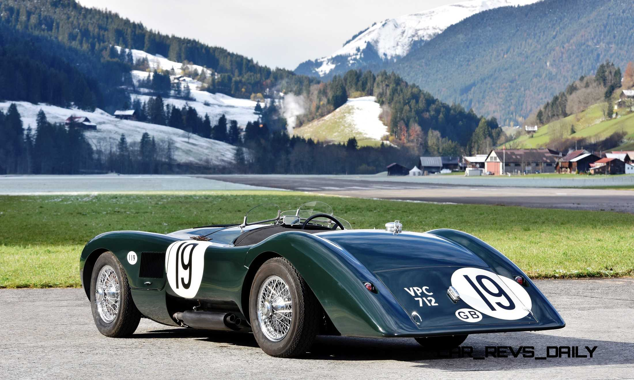 1952 Jaguar C-Type #18