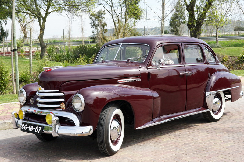 1952 opel kapitan photos informations articles. Black Bedroom Furniture Sets. Home Design Ideas