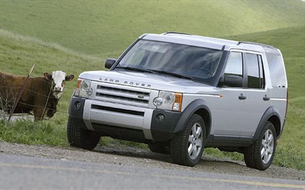 2005 Land Rover Discovery 3 #10
