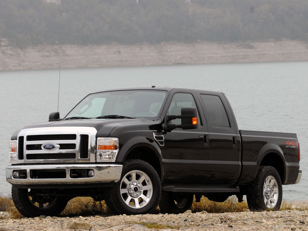Ford F-250 Super Duty #4
