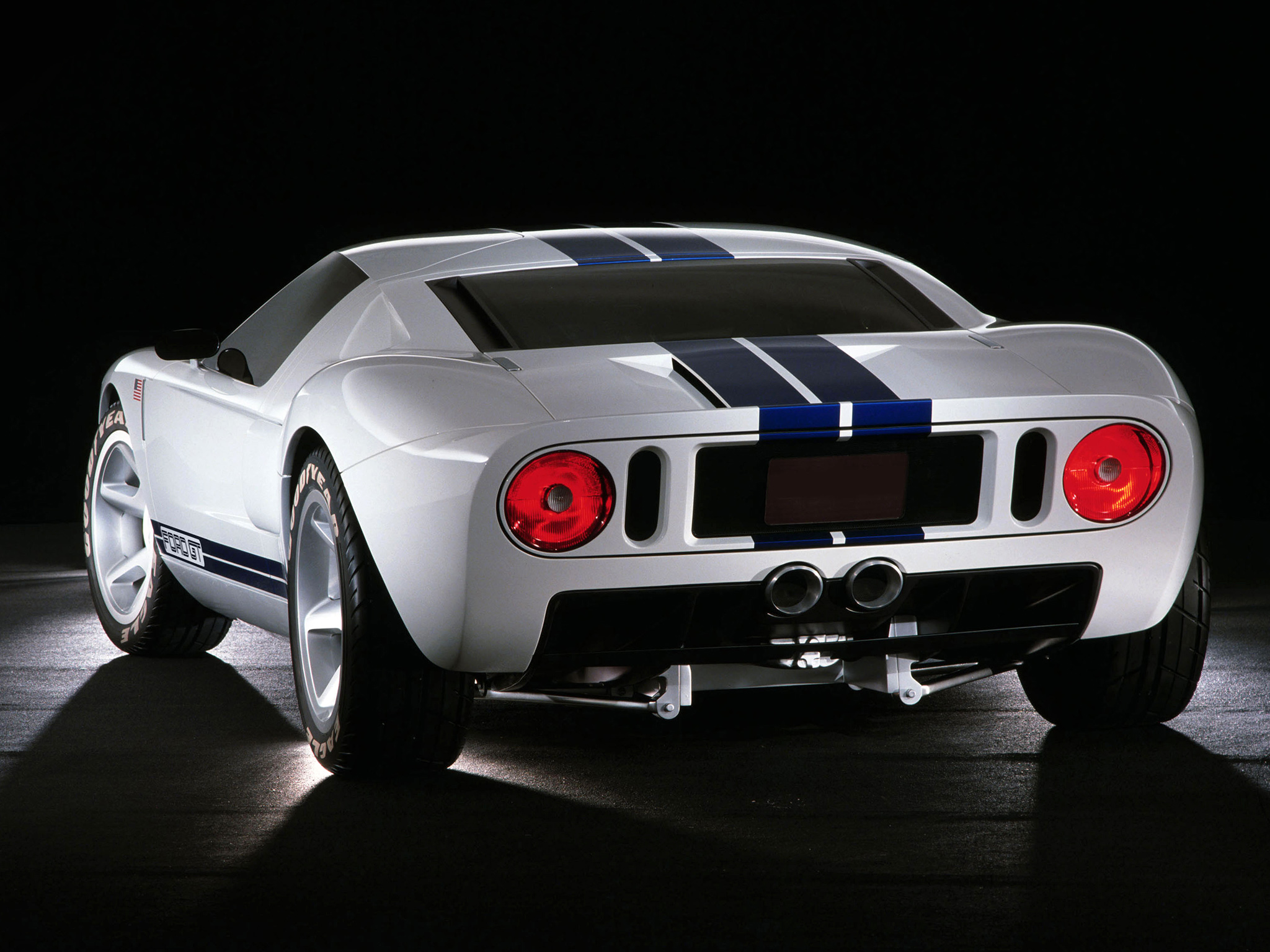 2002 Ford GT 40 #4