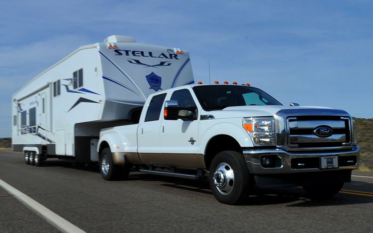 Ford F-350 Super Duty #7