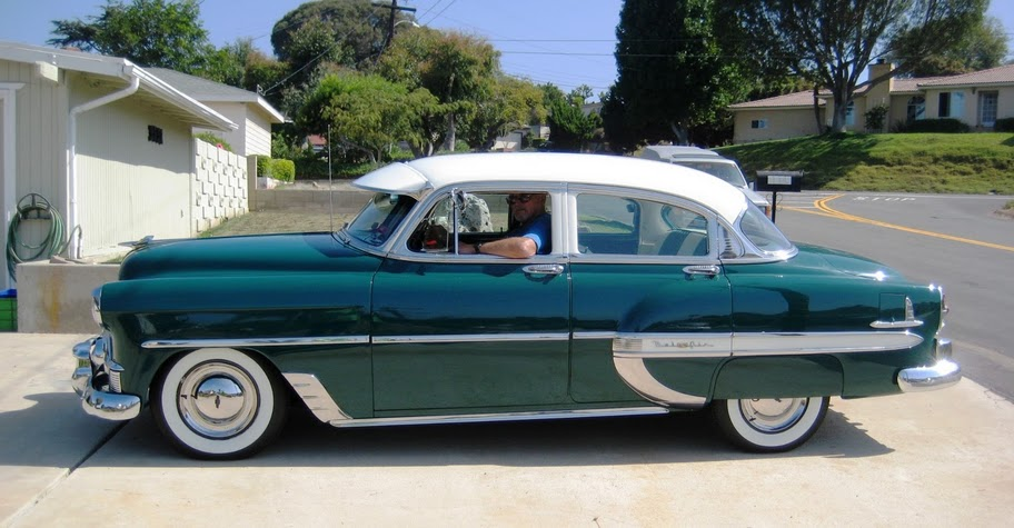 1953 Chevrolet Bel Air #27