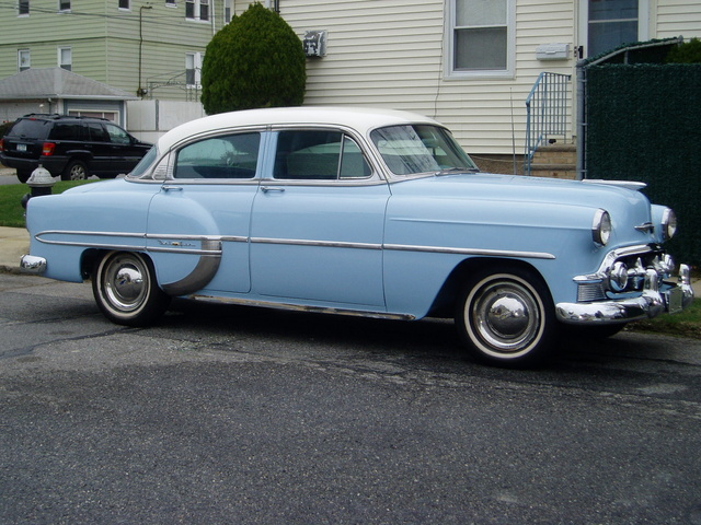 1953 Chevrolet Bel Air #21