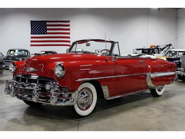 1953 Chevrolet Bel Air #25