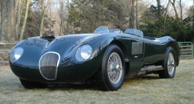 1953 Jaguar C-Type #24