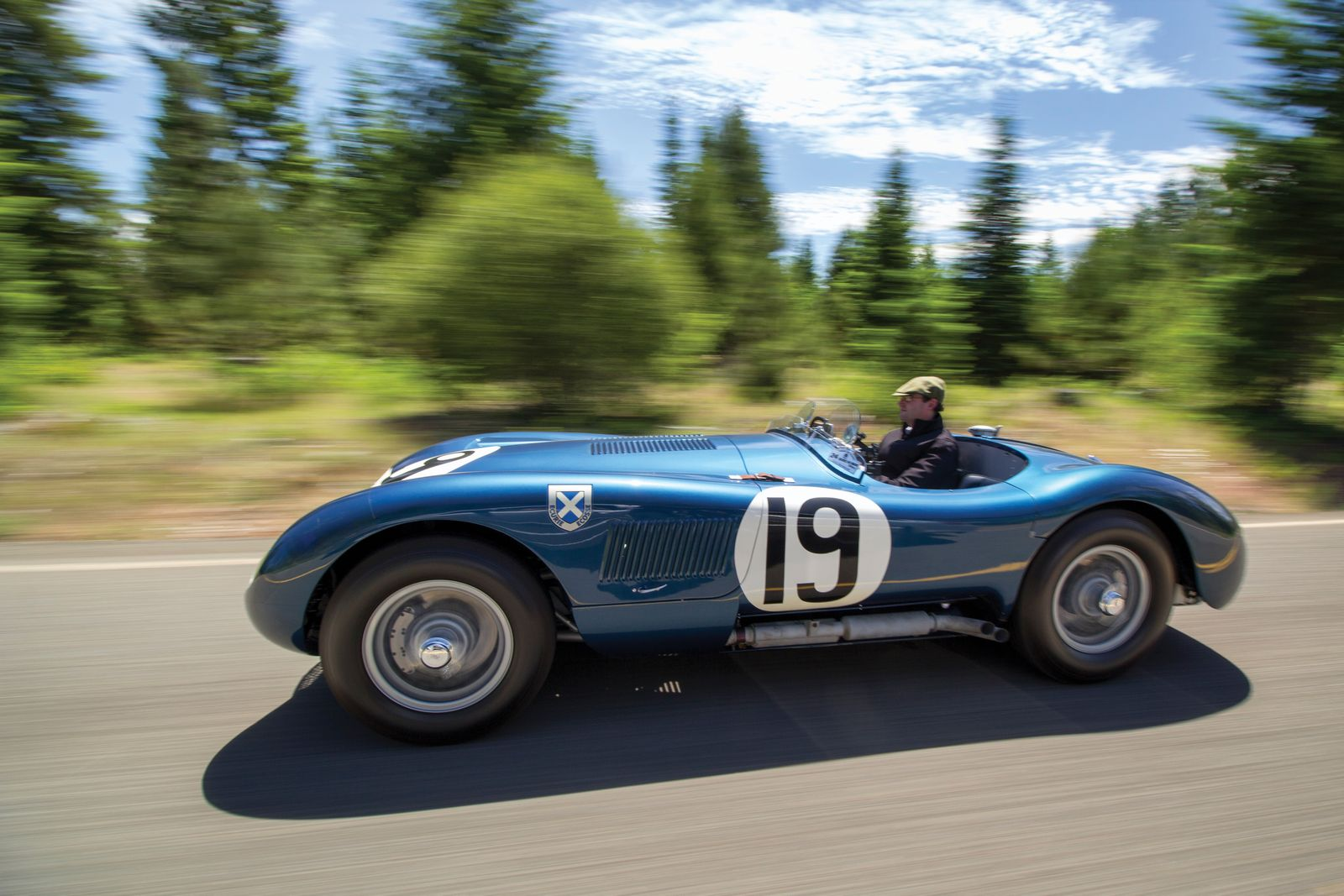 1953 Jaguar C-Type #20