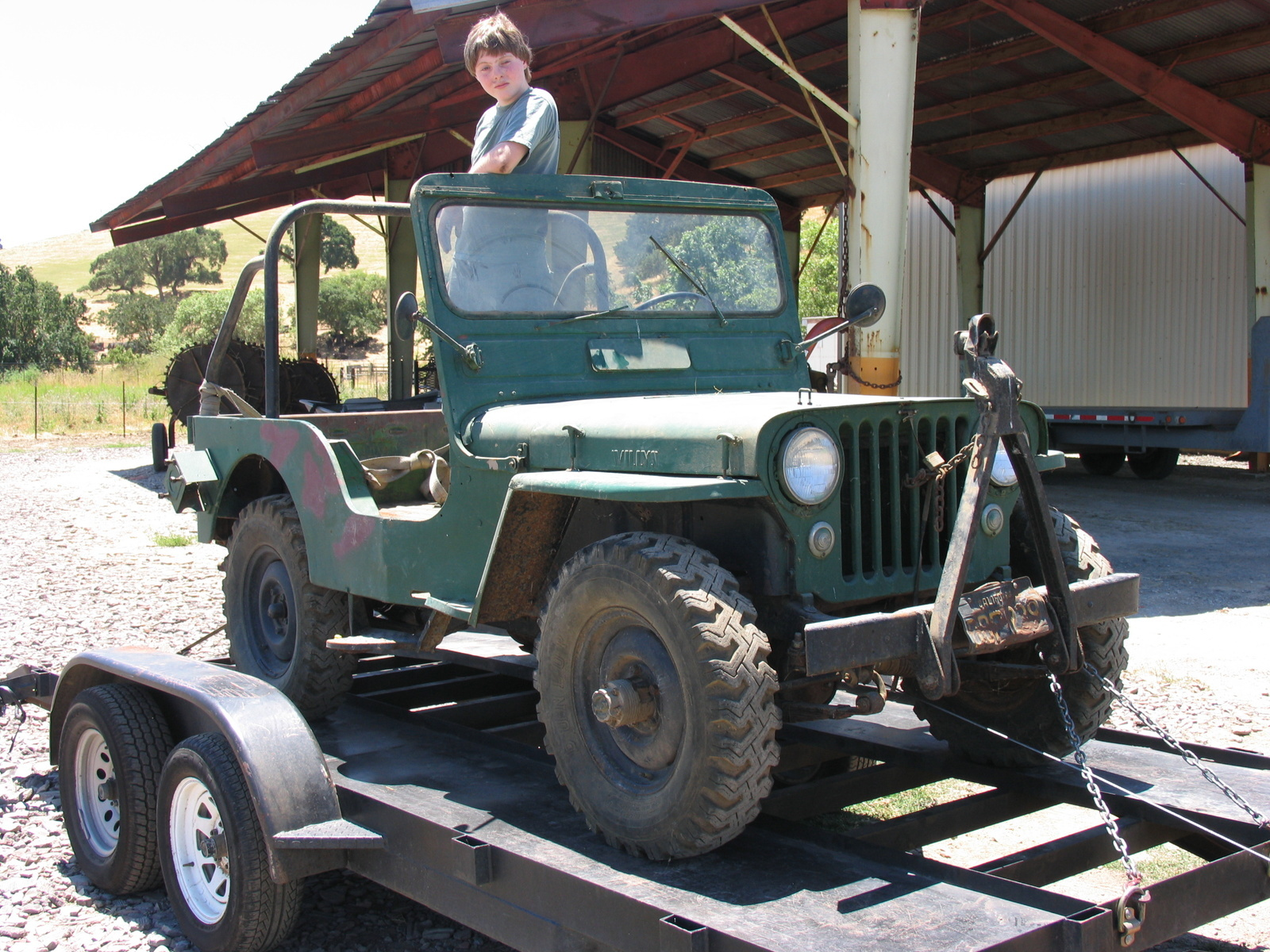Used Jeeps Near Me >> 1953 Jeep CJ Photos, Informations, Articles - BestCarMag.com