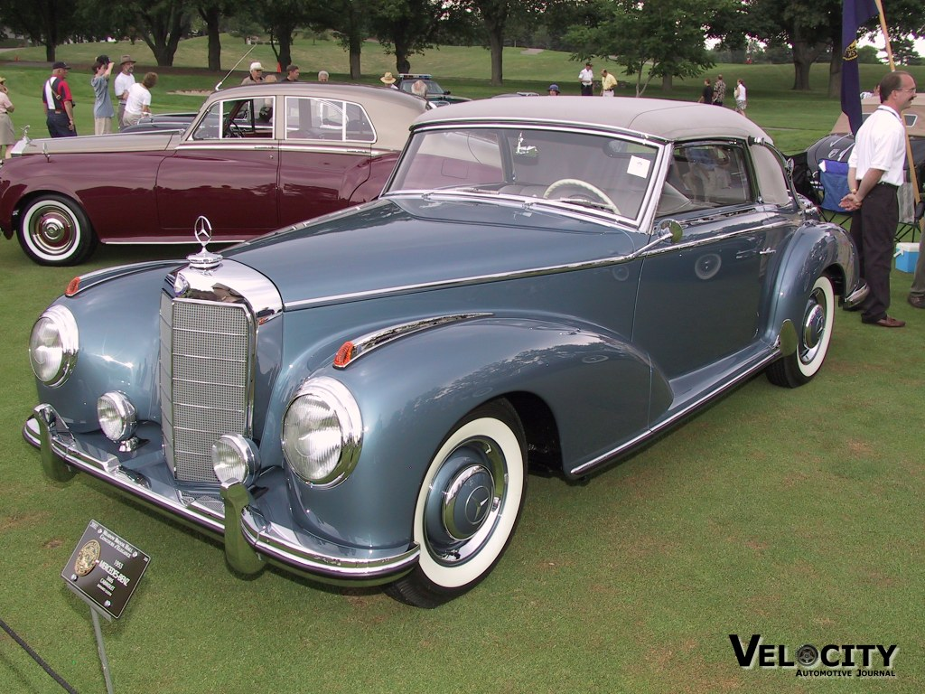 1953 mercedes benz 300 photos informations articles