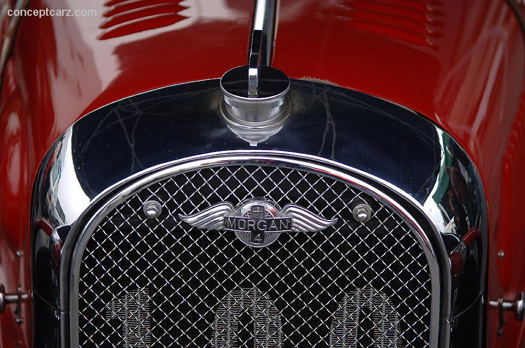 1953 Morgan Plus 4 #29