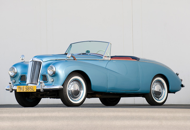 1953 Sunbeam Alpine #22