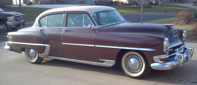 1954 Chrysler Windsor #20