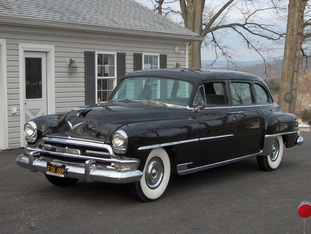 1954 Chrysler Windsor #19