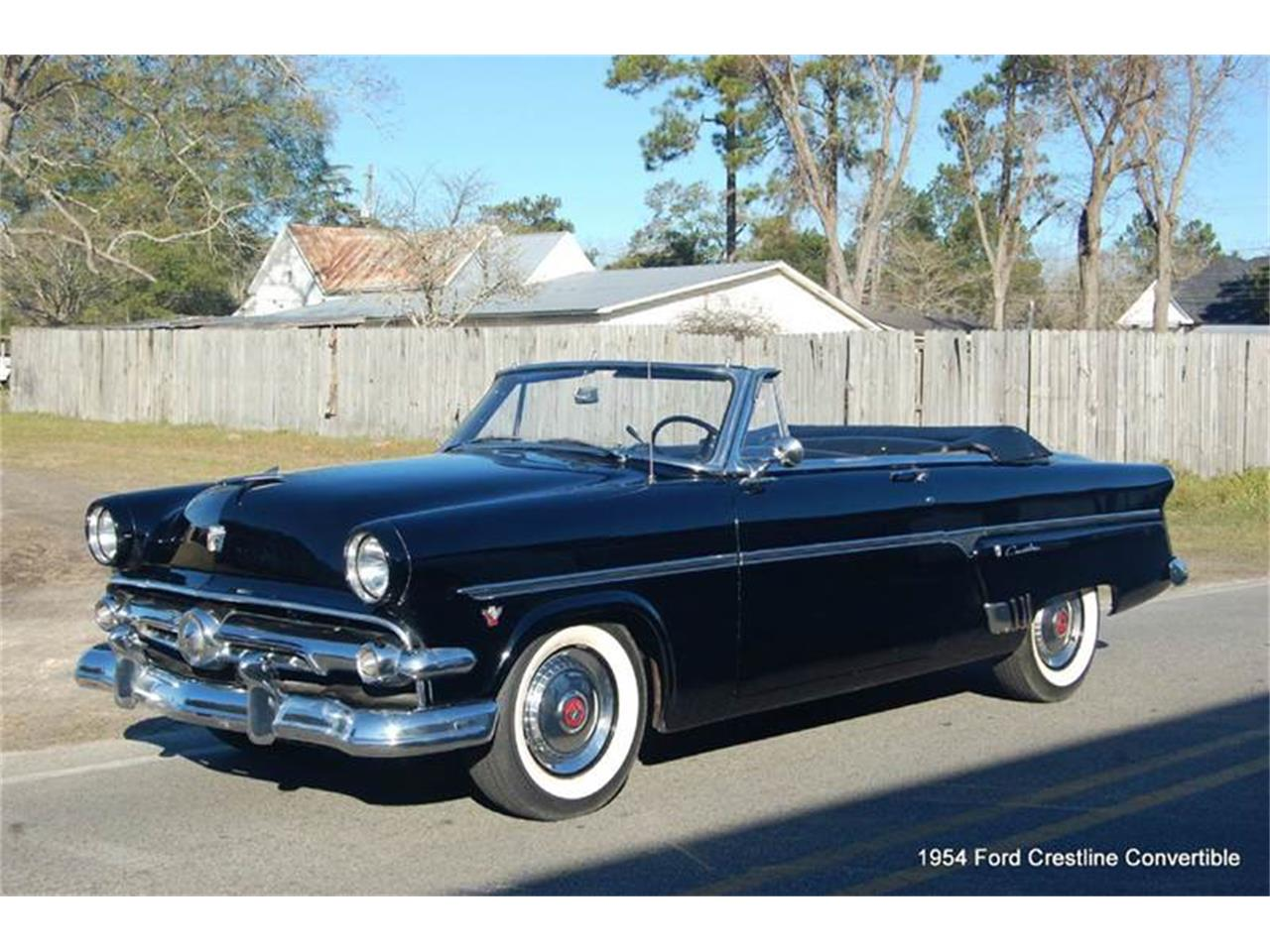 1954 Ford Crestline Photos Informations Articles Wiring Diagram 19