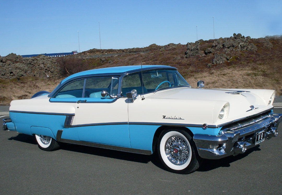 1954 Mercury Montclair #18