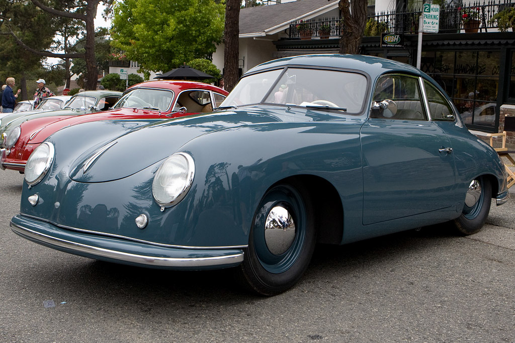 1954 Porsche 356 Photos Informations Articles