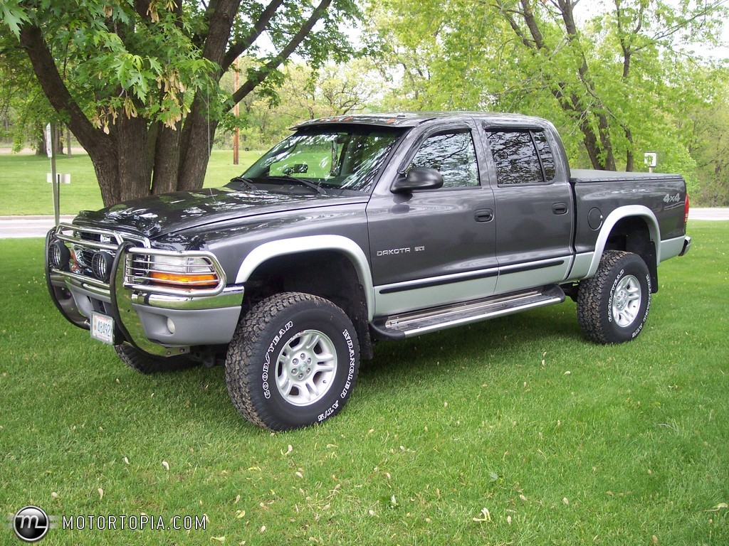2001 Dodge Dakota #4