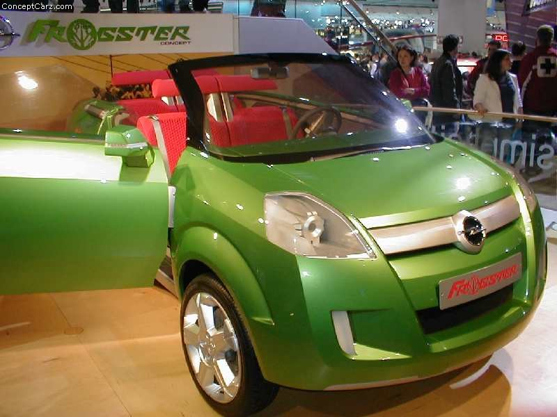2002 Opel Frogster #3