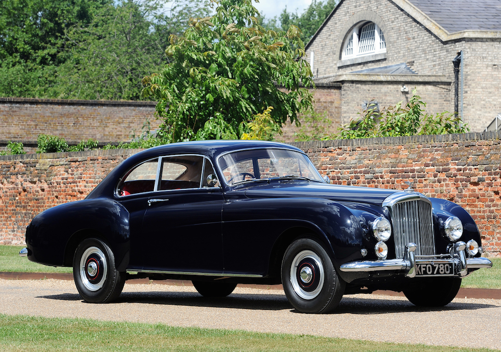 1955 Bentley R Type Continental #17