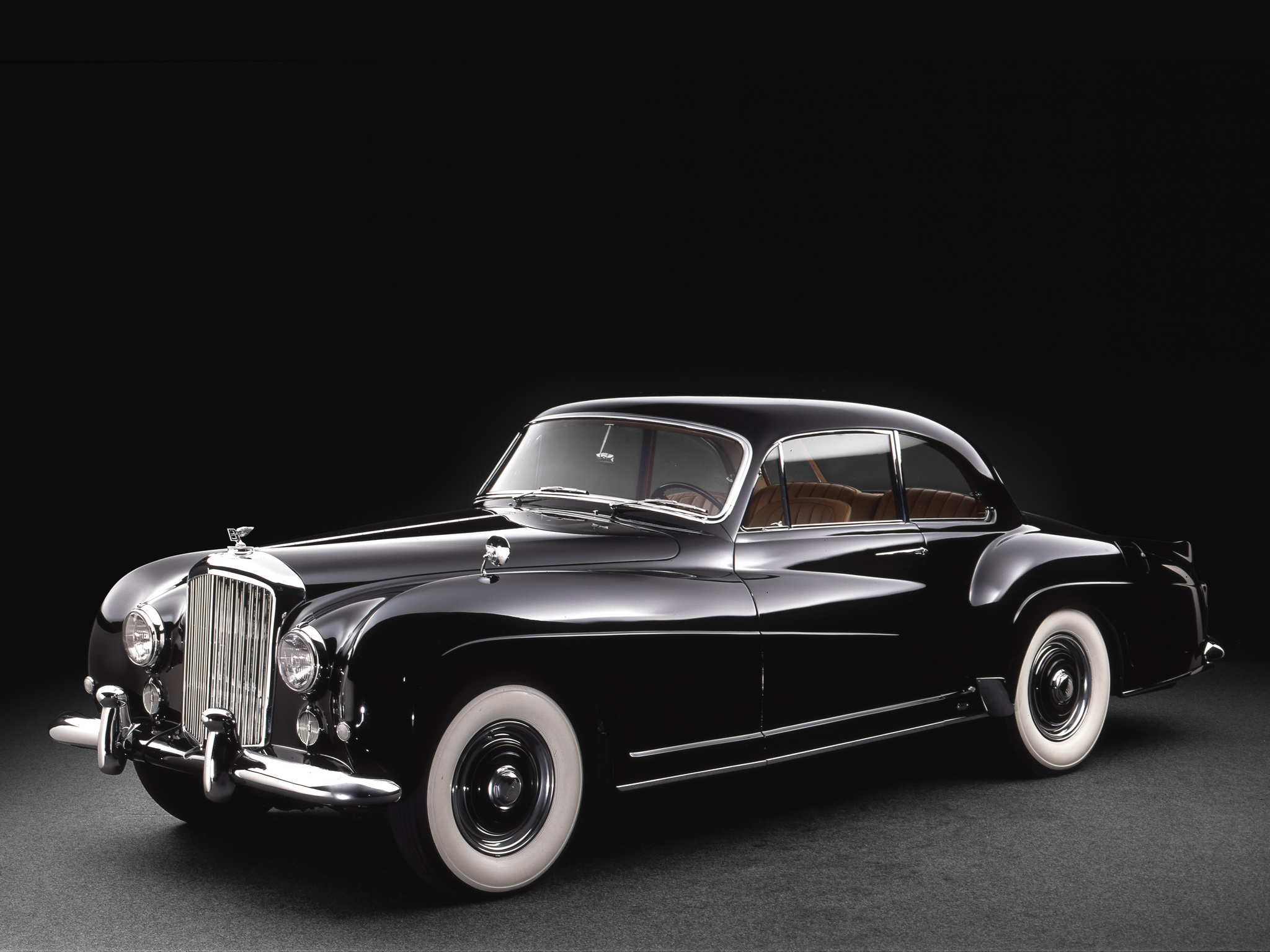 1955 Bentley R Type Continental #15