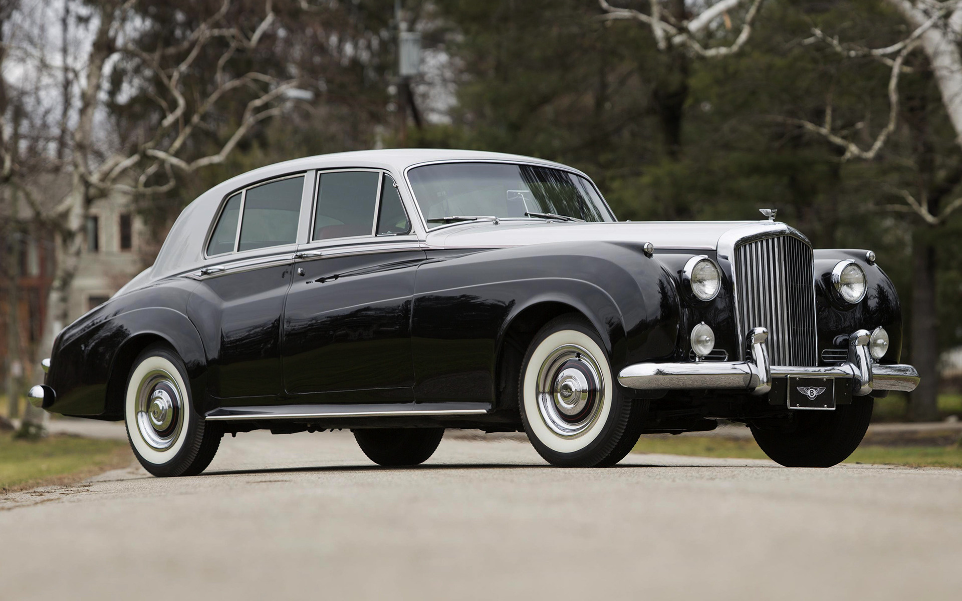 1955 Bentley S1 Photos Informations Articles