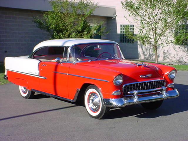 1955 Chevrolet Bel Air #18