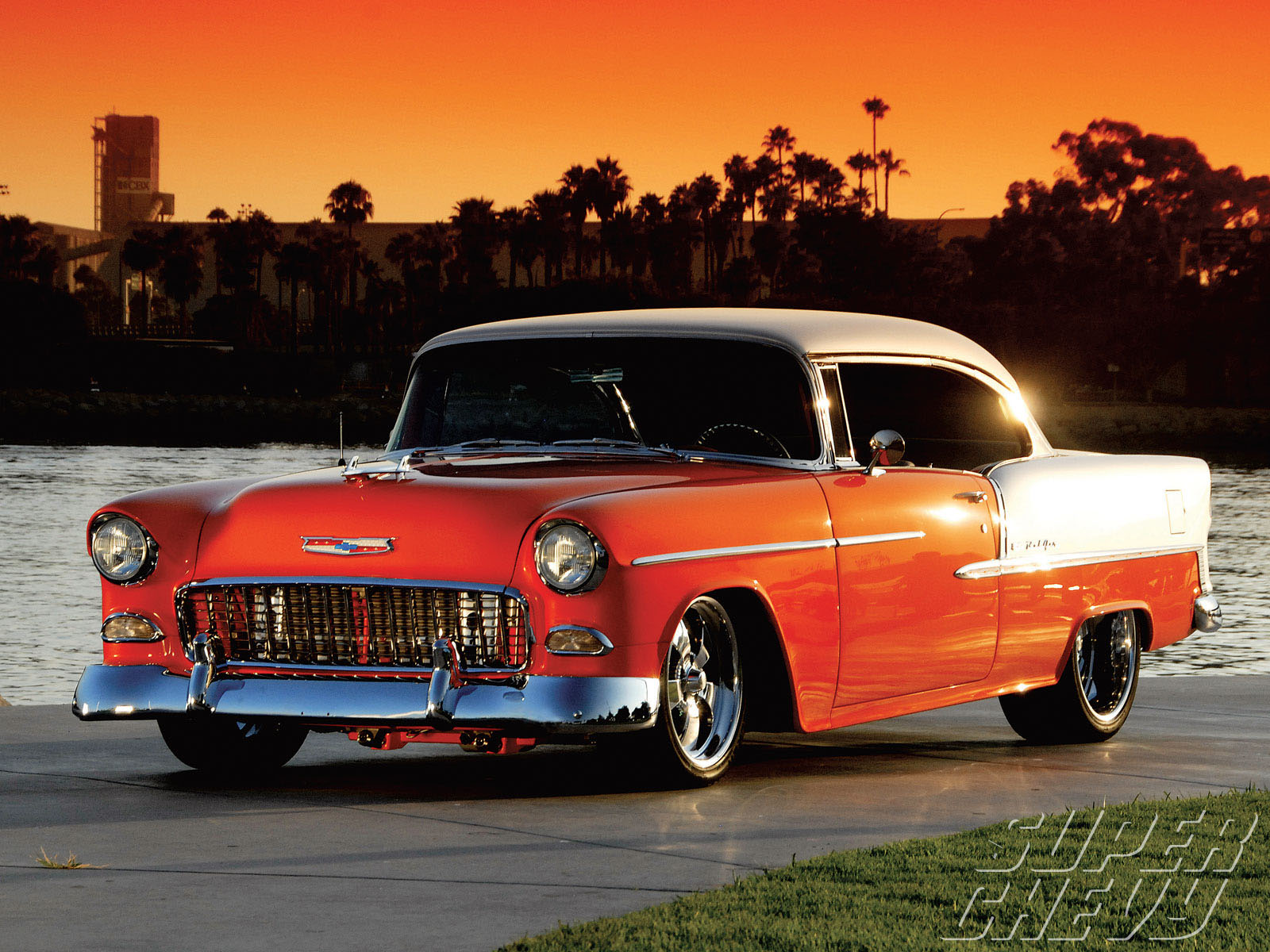 1955 Chevrolet Bel Air #22