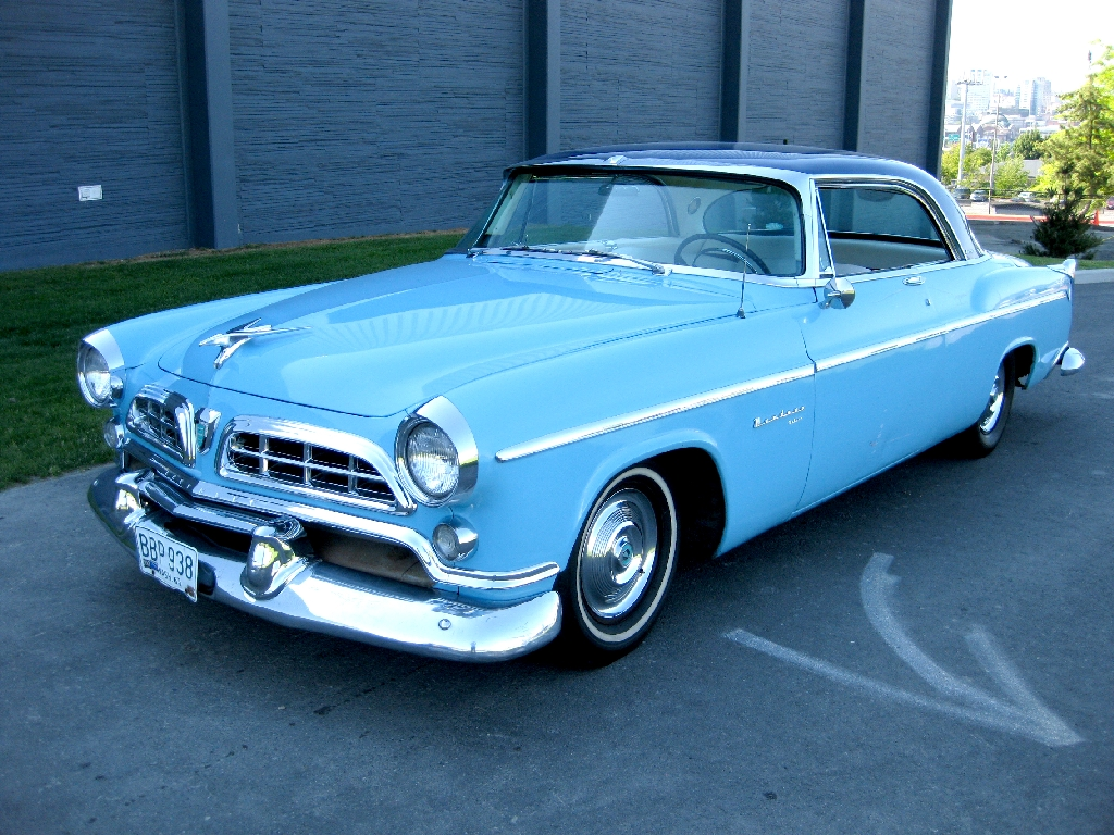 1955 Chrysler Windsor #20