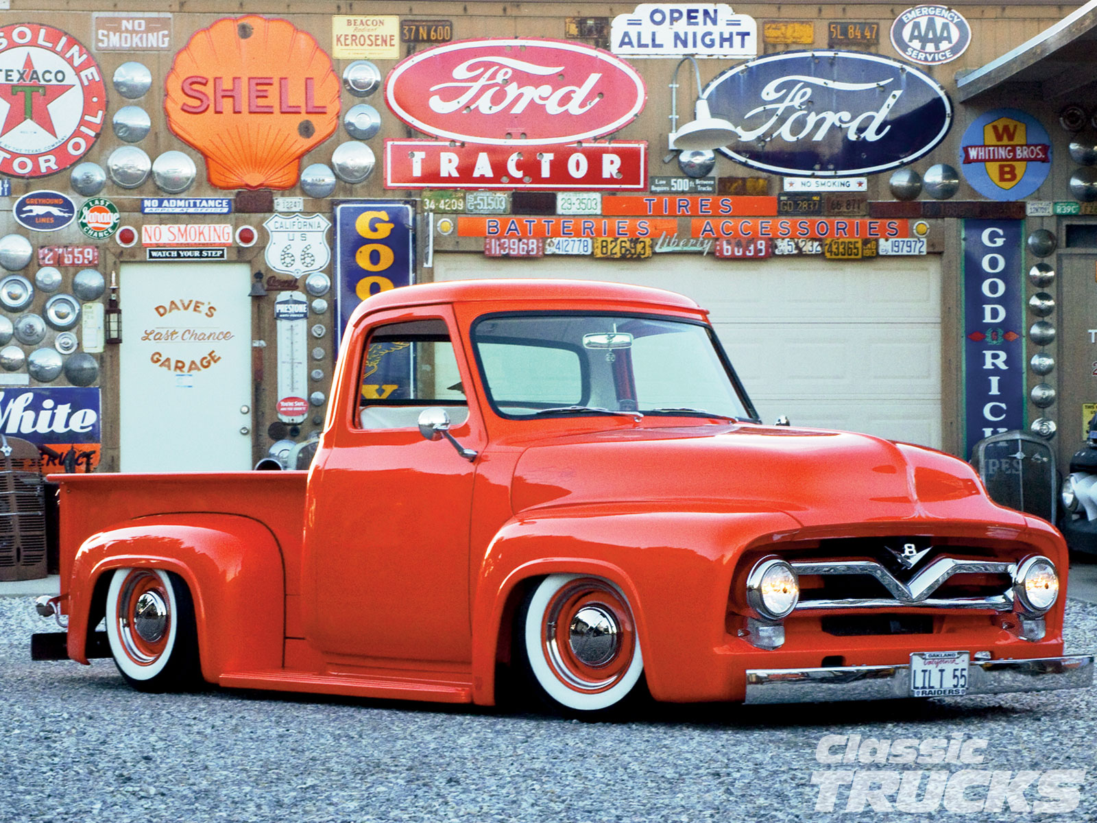 1955 Ford F #20