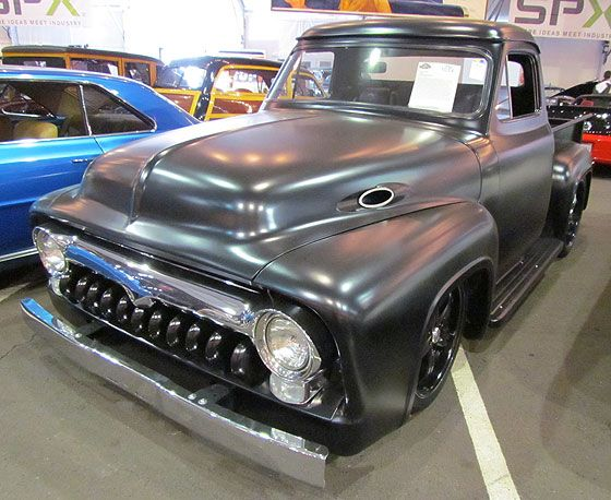 1955 Ford F #24