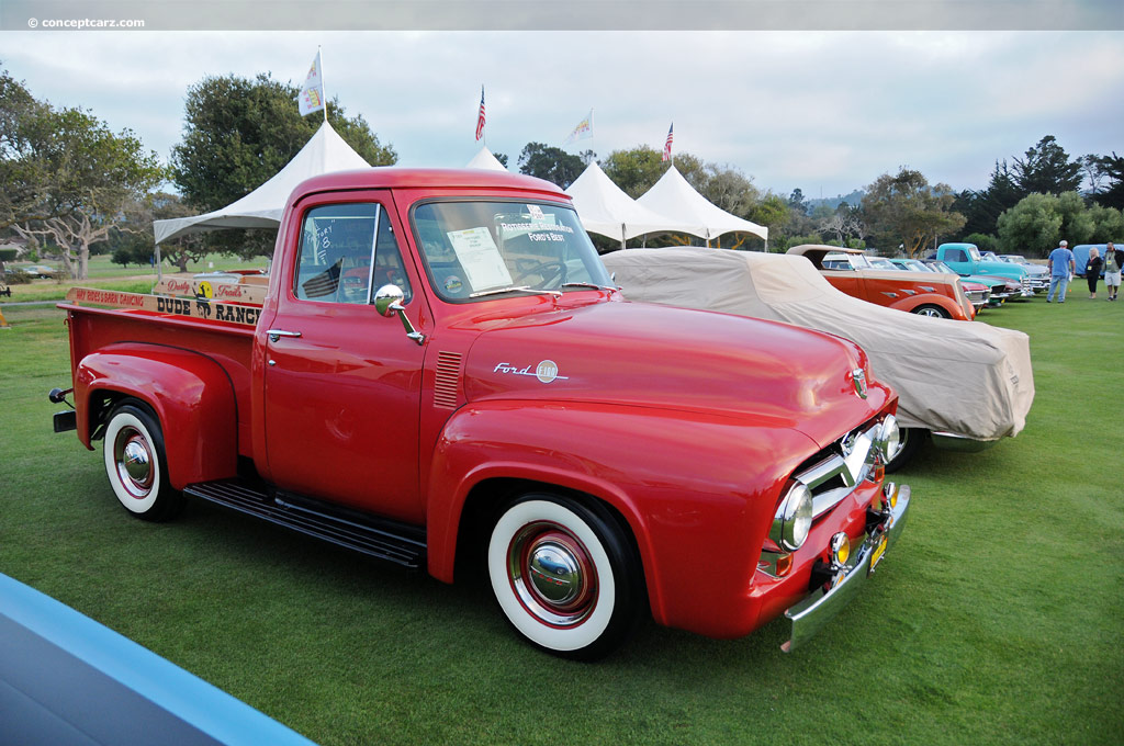 1955 Ford F #23