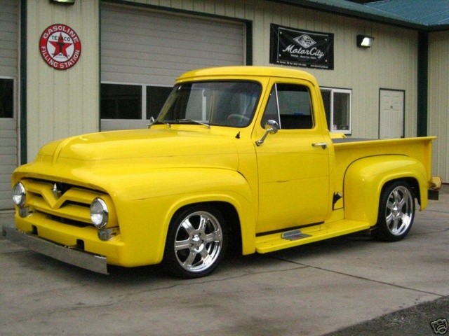 1955 Ford F #21