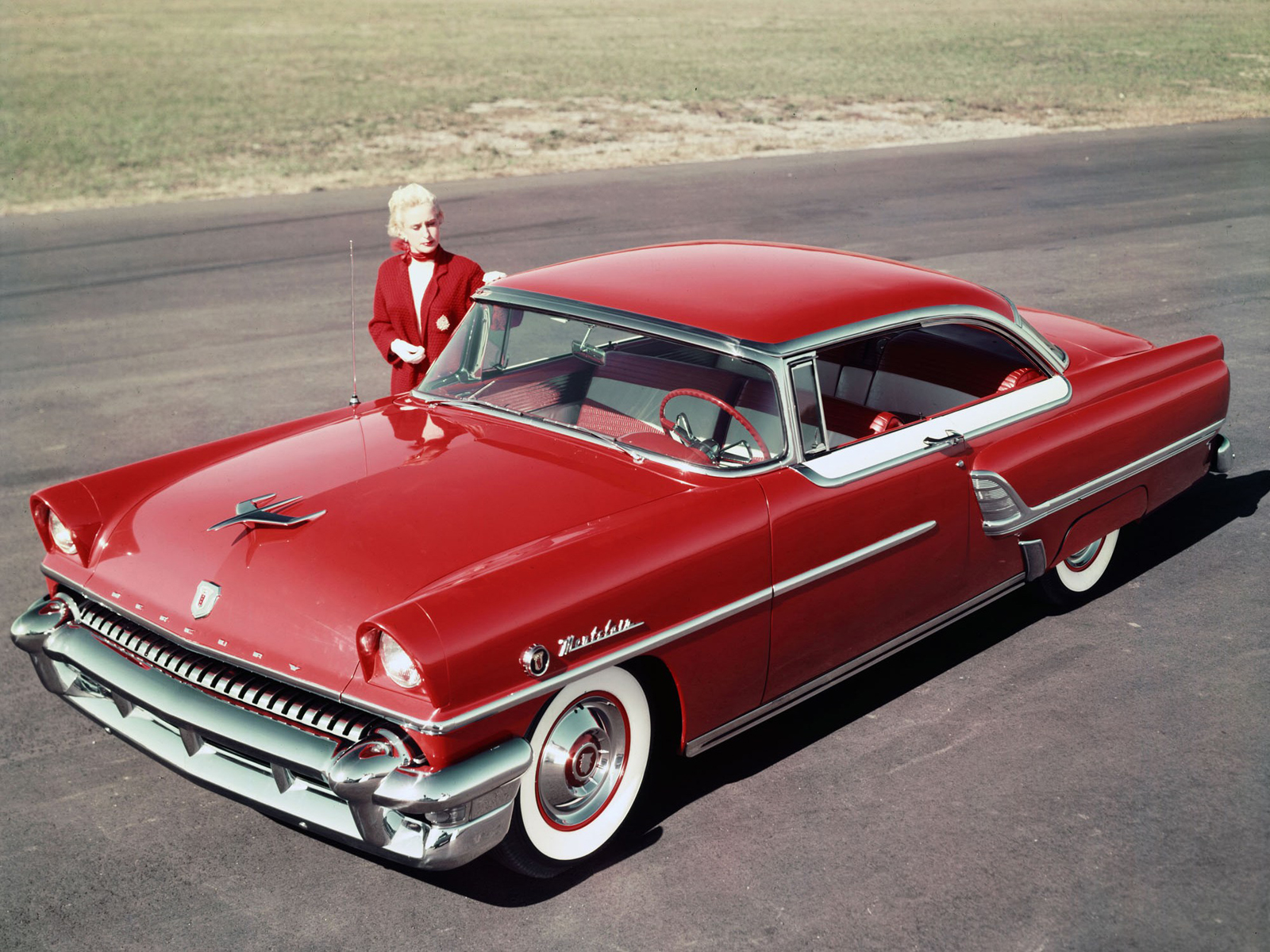1955 Mercury Montclair #19