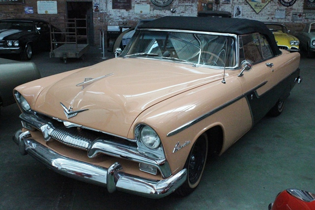 1955 Plymouth Belvedere #22