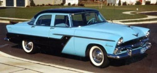 1955 Plymouth Belvedere #18