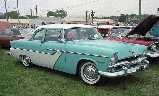 1955 Plymouth Belvedere #19