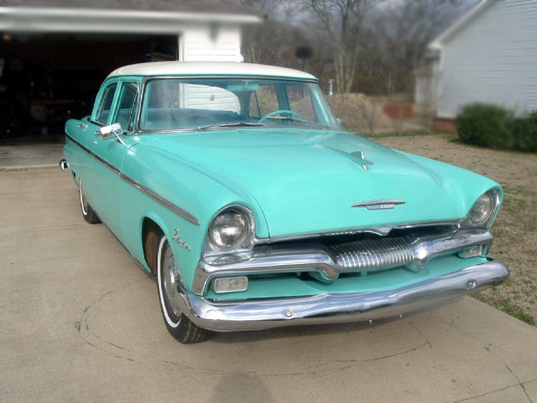 1955 Plymouth Belvedere #21