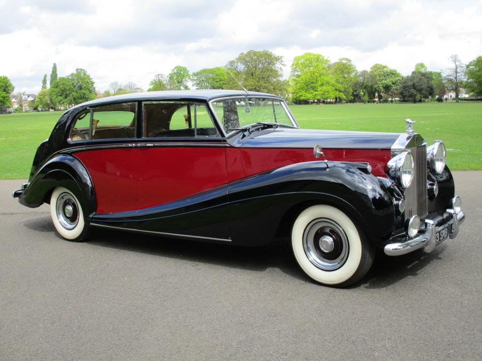 1955 Rolls Royce Silver Wraith Photos Informations
