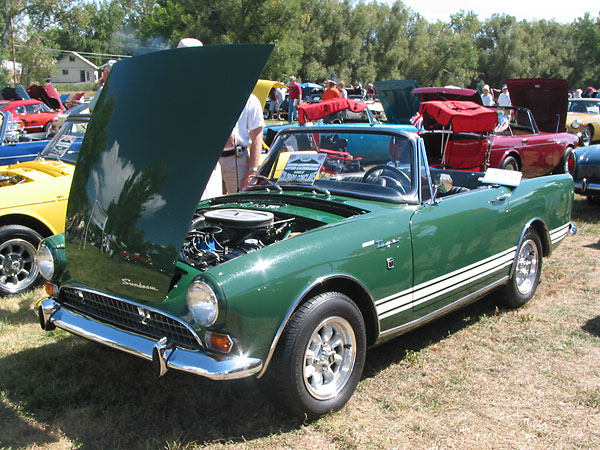1967 Sunbeam Tiger #2