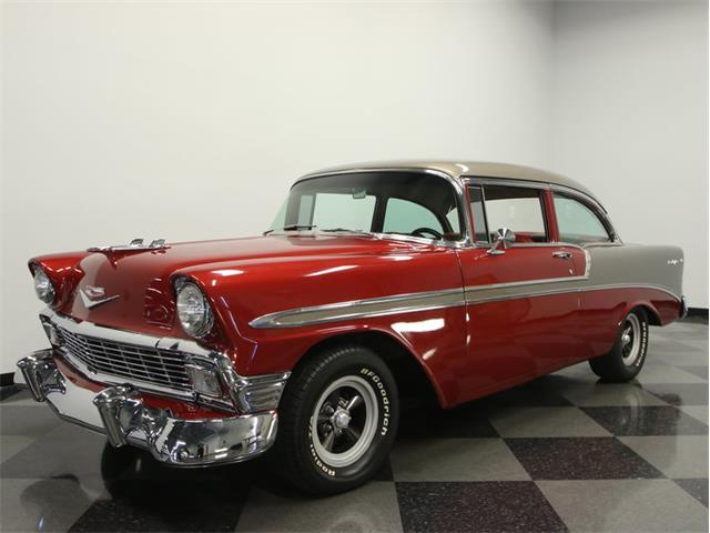 1956 Chevrolet Bel Air #19
